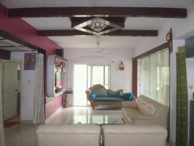 Gallery Cover Image of 1332 Sq.ft 3 BHK Apartment for rent in Sahakara Nagar for 21000