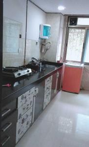 Kitchen Image of PG Bhandup in Powai