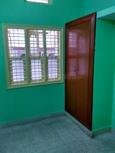Gallery Cover Image of 550 Sq.ft 1 BHK Independent Floor for rent in Basaveshwara Nagar for 6200