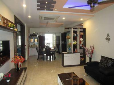 Gallery Cover Image of 1570 Sq.ft 3 BHK Apartment for buy in First Lotus Palace, Kasavanahalli for 11500000