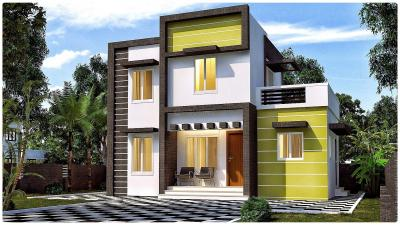 Gallery Cover Image of 750 Sq.ft 2 BHK Independent House for buy in Chandranagar Colony for 3000000