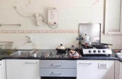 Kitchen Image of F-201,sairung Apartment, Ashiyanapark in Aundh