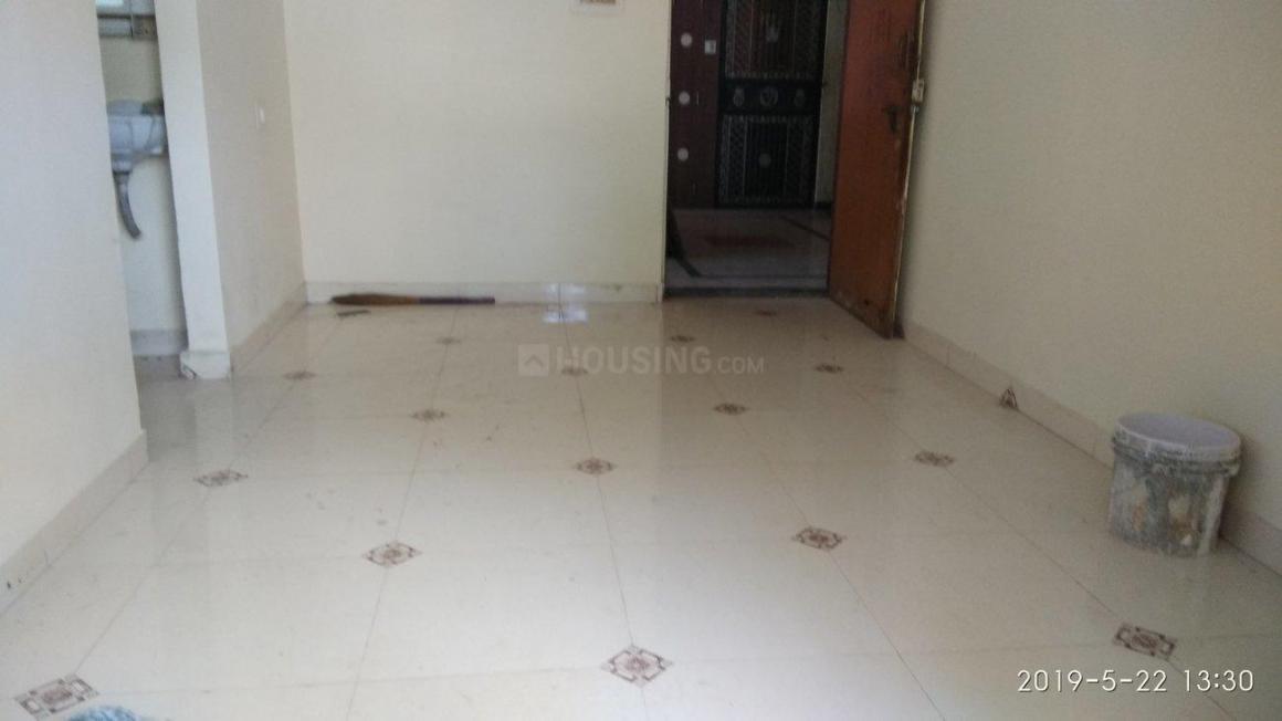 Living Room Image of 560 Sq.ft 1 BHK Apartment for rent in Kopar Khairane for 17000