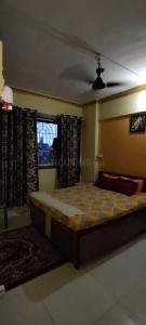 Gallery Cover Image of 560 Sq.ft 1 BHK Apartment for rent in Bharti Chembers, Thane West for 12000