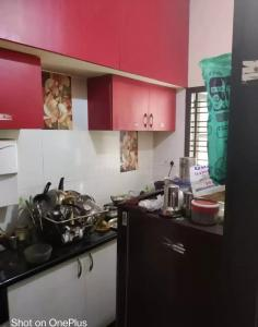 Gallery Cover Image of 700 Sq.ft 1 BHK Independent House for rent in Nandini Layout for 8500