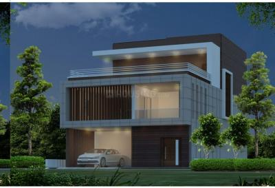 Gallery Cover Image of 3566 Sq.ft 4 BHK Villa for buy in Gandipet for 28500000