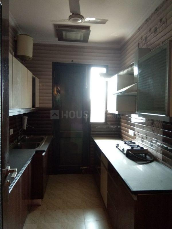 Kitchen Image of 1800 Sq.ft 3 BHK Independent House for buy in Sushant Lok I for 26000000