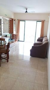 Gallery Cover Image of 997 Sq.ft 2 BHK Apartment for rent in Clover Park View, Koregaon Park for 39000