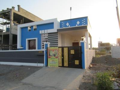 Gallery Cover Image of 1000 Sq.ft 2 BHK Independent House for buy in Saravanampatty for 3800000