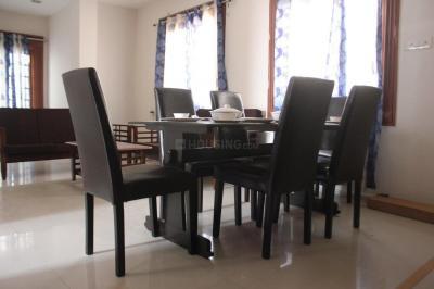 Dining Room Image of PG 4642582 Banjara Hills in Banjara Hills