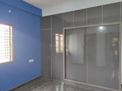 Gallery Cover Image of 450 Sq.ft 1 RK Independent House for rent in Byadarahalli for 10000