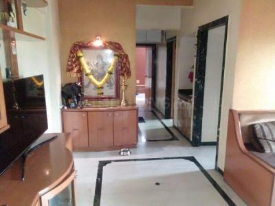 Gallery Cover Image of 1000 Sq.ft 2 BHK Apartment for rent in Kalyan West for 21000