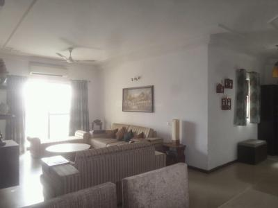 Gallery Cover Image of 2250 Sq.ft 3 BHK Apartment for rent in Sector 57 for 55000
