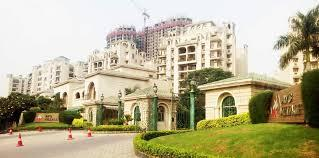 Gallery Cover Image of 1300 Sq.ft 3 BHK Apartment for rent in ATS Greens Village, Sector 93A for 30000