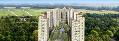 Gallery Cover Image of 1522 Sq.ft 3 BHK Apartment for rent in DLF New Town Heights, New Town for 25000