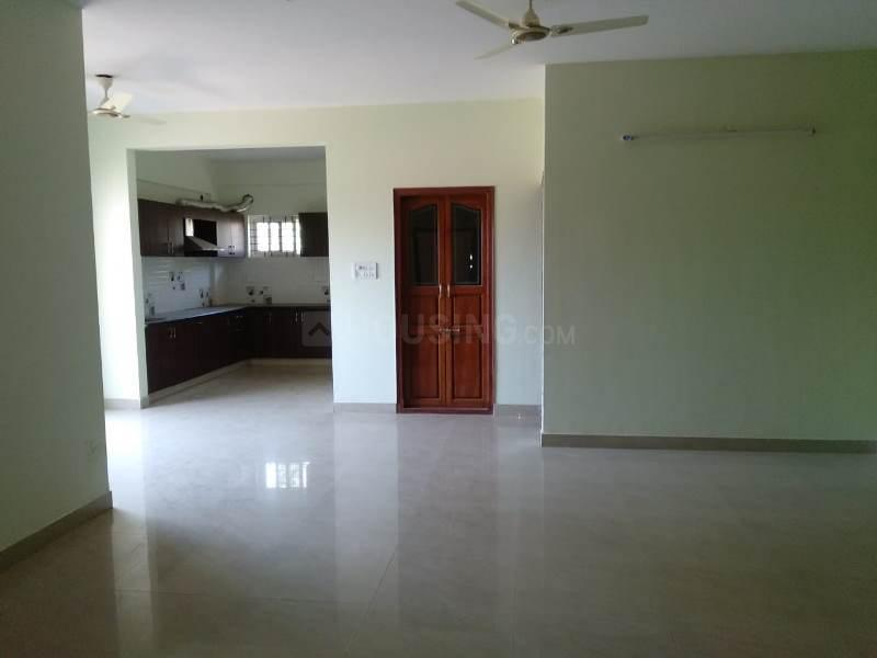 Living Room Image of 1150 Sq.ft 3 BHK Apartment for rent in Subramanyapura for 18000