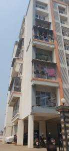 Gallery Cover Image of 655 Sq.ft 1 BHK Apartment for rent in Silver Icon, Ghansoli for 16500