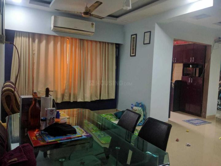 Living Room Image of 1000 Sq.ft 2 BHK Apartment for rent in Andheri East for 50000