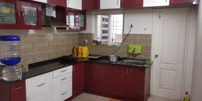 Kitchen Image of 3bhk Flat Sharing For Girls in Kukatpally