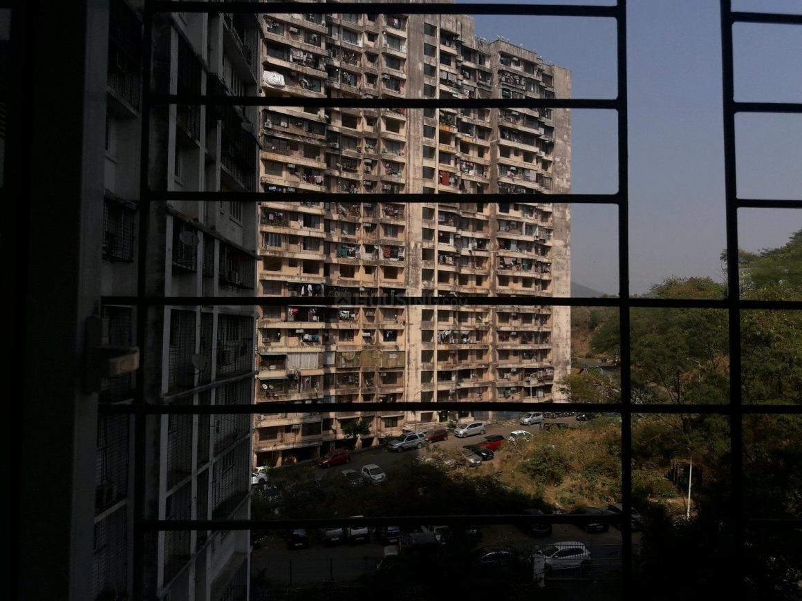 Living Room Image of 980 Sq.ft 3 BHK Apartment for buy in Goregaon East for 7000000