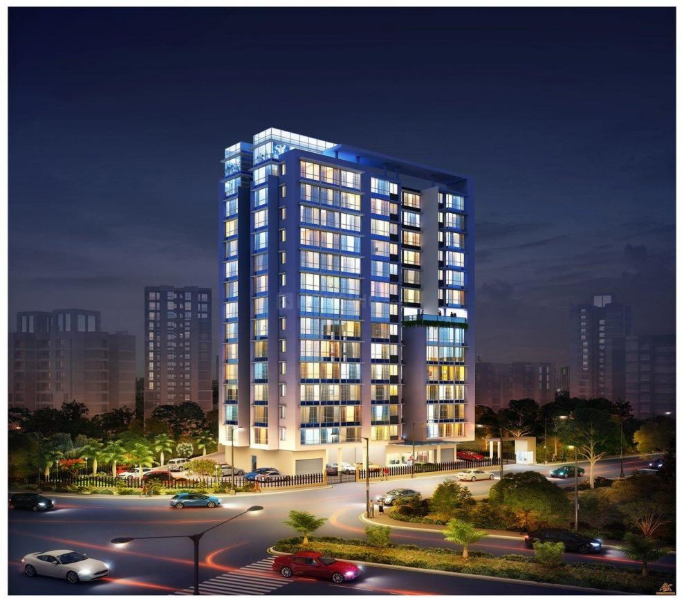 Building Image of 900 Sq.ft 2 BHK Apartment for buy in Chembur for 15174000