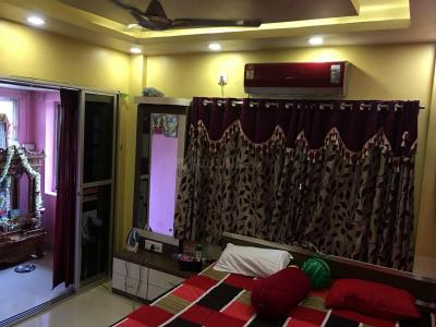 Gallery Cover Image of 1450 Sq.ft 3 BHK Apartment for rent in Lake Town for 25000
