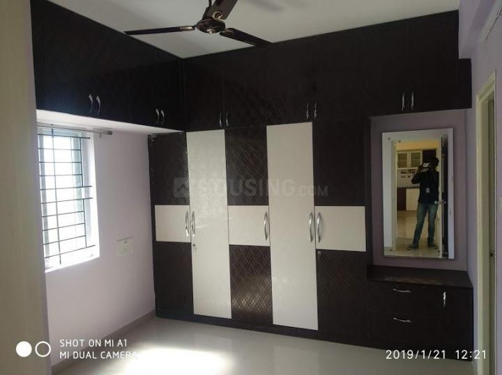 Bedroom Image of 1250 Sq.ft 2 BHK Apartment for rent in Mahadevapura for 26000