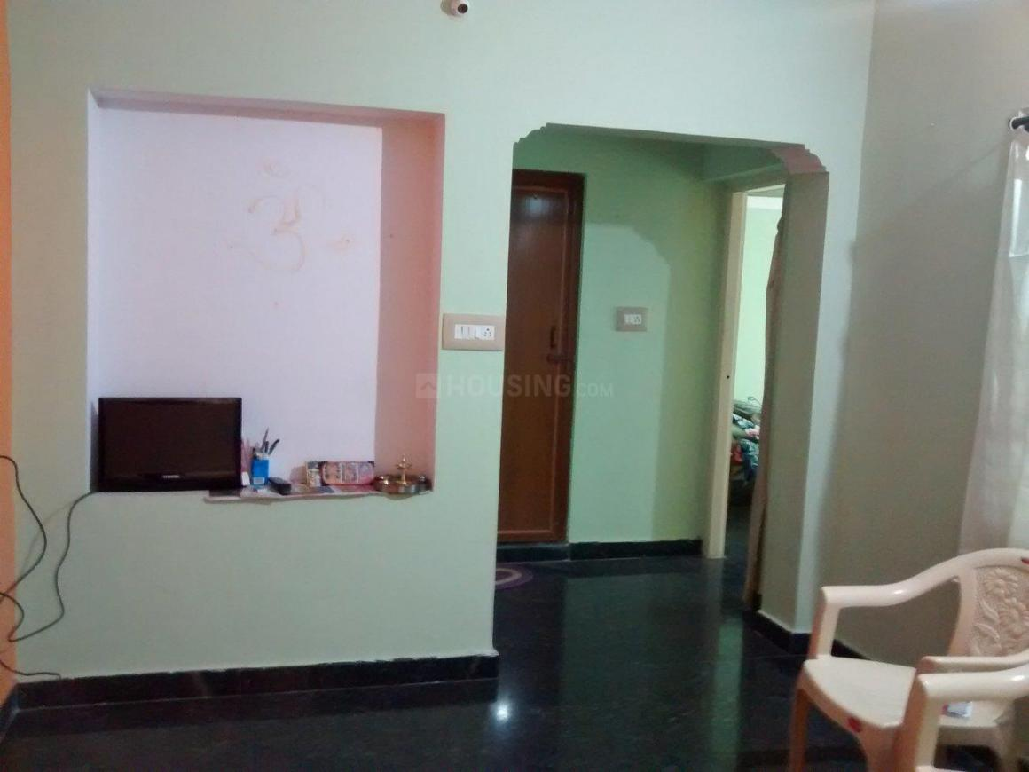 Living Room Image of 800 Sq.ft 1 BHK Independent Floor for rent in T Dasarahalli for 8500