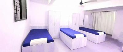 Bedroom Image of Wall PG in Viman Nagar
