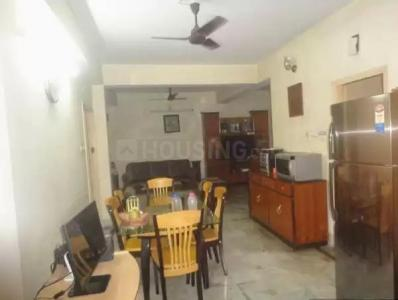Gallery Cover Image of 1700 Sq.ft 3 BHK Apartment for rent in Calcutta Green, Santoshpur for 30000