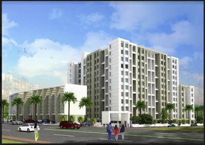 Gallery Cover Image of 1100 Sq.ft 2 BHK Apartment for rent in Kondhwa Budruk for 16000