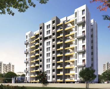 Gallery Cover Image of 650 Sq.ft 1 BHK Apartment for rent in Undri for 7500