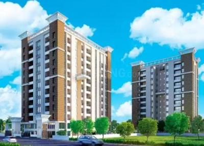Gallery Cover Image of 873 Sq.ft 3 BHK Apartment for buy in Merlin Next, Sarsuna for 5223000