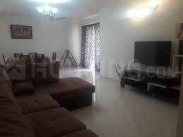 Living Room Image of 1620 Sq.ft 3 BHK Apartment for rent in Thaltej for 20000