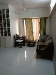 Living Room Image of 680 Sq.ft 1 BHK Apartment for buy in Bhayandar East for 6800000