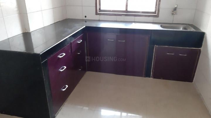 Kitchen Image of 1150 Sq.ft 2 BHK Apartment for rent in Kharghar for 23000