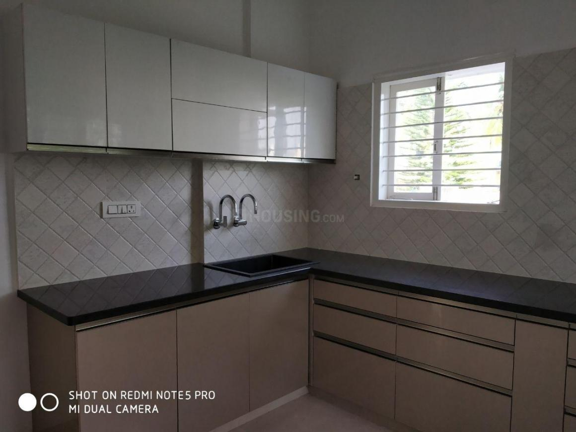 Kitchen Image of 1350 Sq.ft 3 BHK Apartment for buy in Banashankari for 9800000