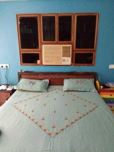 Bedroom Image of Stay Home Girls PG in Wadgaon Sheri
