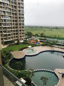 Gallery Cover Image of 1140 Sq.ft 2 BHK Apartment for rent in Bhagwati Imperia, Ulwe for 15000