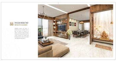 Gallery Cover Image of 3150 Sq.ft 4 BHK Apartment for buy in Arihant Aura, Ambawadi for 21400000