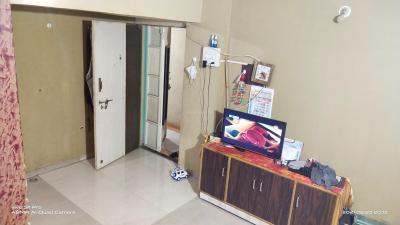Gallery Cover Image of 575 Sq.ft 1 BHK Apartment for rent in  Saipuram Residency, Dhayari for 5500