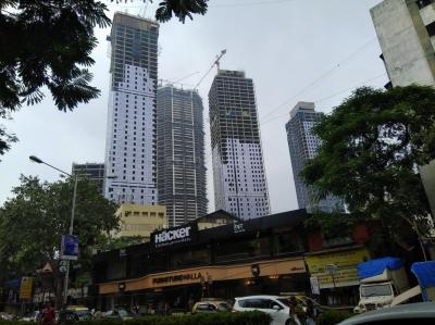 Gallery Cover Image of 2200 Sq.ft 4 BHK Apartment for buy in Indiabulls Blu Tower A, Worli for 95000000
