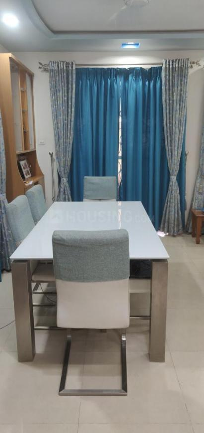 Dining Area Image of 2300 Sq.ft 3 BHK Independent House for rent in Undri for 35000