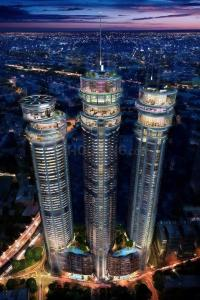 Gallery Cover Image of 3147 Sq.ft 3 BHK Apartment for buy in Omkar 1973, Worli for 70000000