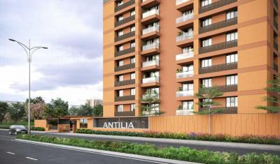 Gallery Cover Image of 1845 Sq.ft 3 BHK Apartment for buy in ANTILIA, Nava Vadaj for 8835000