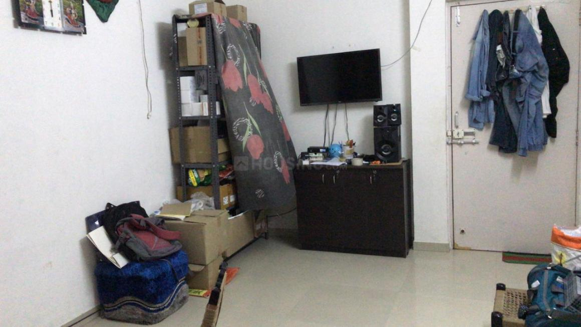 Living Room Image of 675 Sq.ft 1 BHK Independent Floor for buy in Chanakyapuri for 2500000