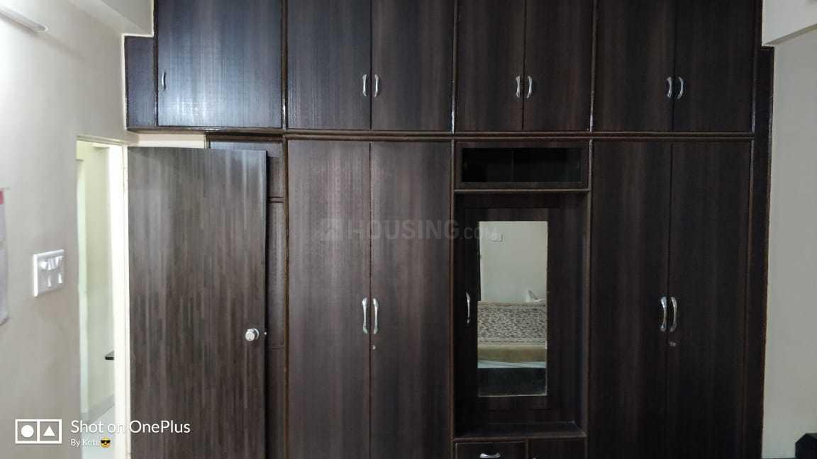 Bedroom Image of 650 Sq.ft 1 BHK Apartment for rent in Paldi for 11000