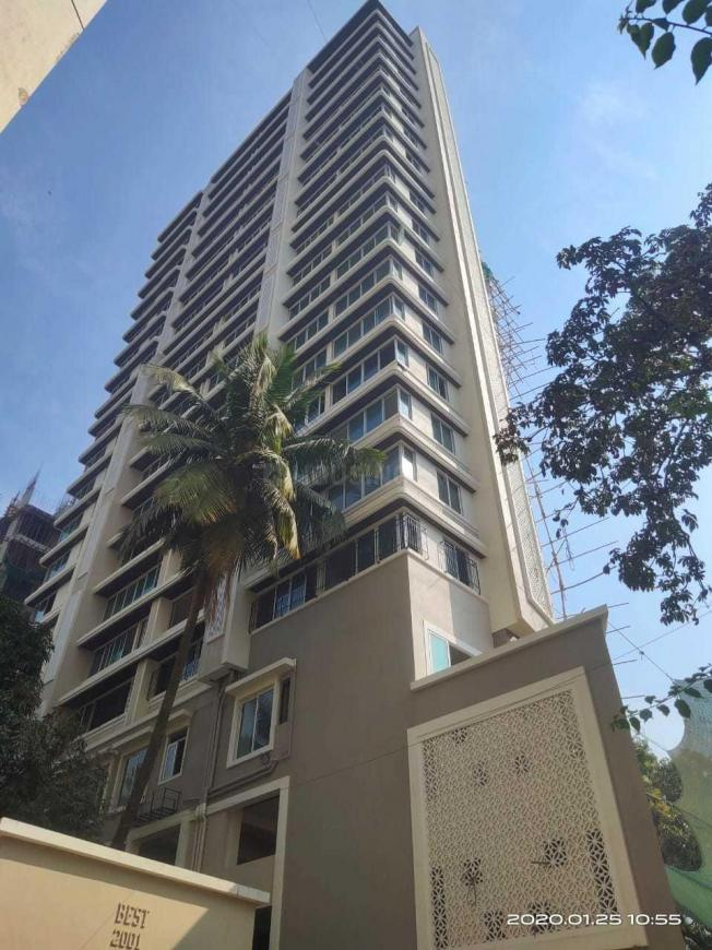 Building Image of 1825 Sq.ft 3 BHK Apartment for rent in Agripada for 130000