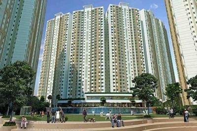 Gallery Cover Image of 608 Sq.ft 1 BHK Apartment for rent in Thane West for 14000