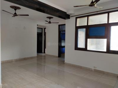 Gallery Cover Image of 1600 Sq.ft 3 BHK Apartment for rent in New Jyoti Apartment, Sector 4 Dwarka for 26000
